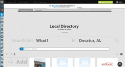 Preview of directory.decaturalabamadirect.info
